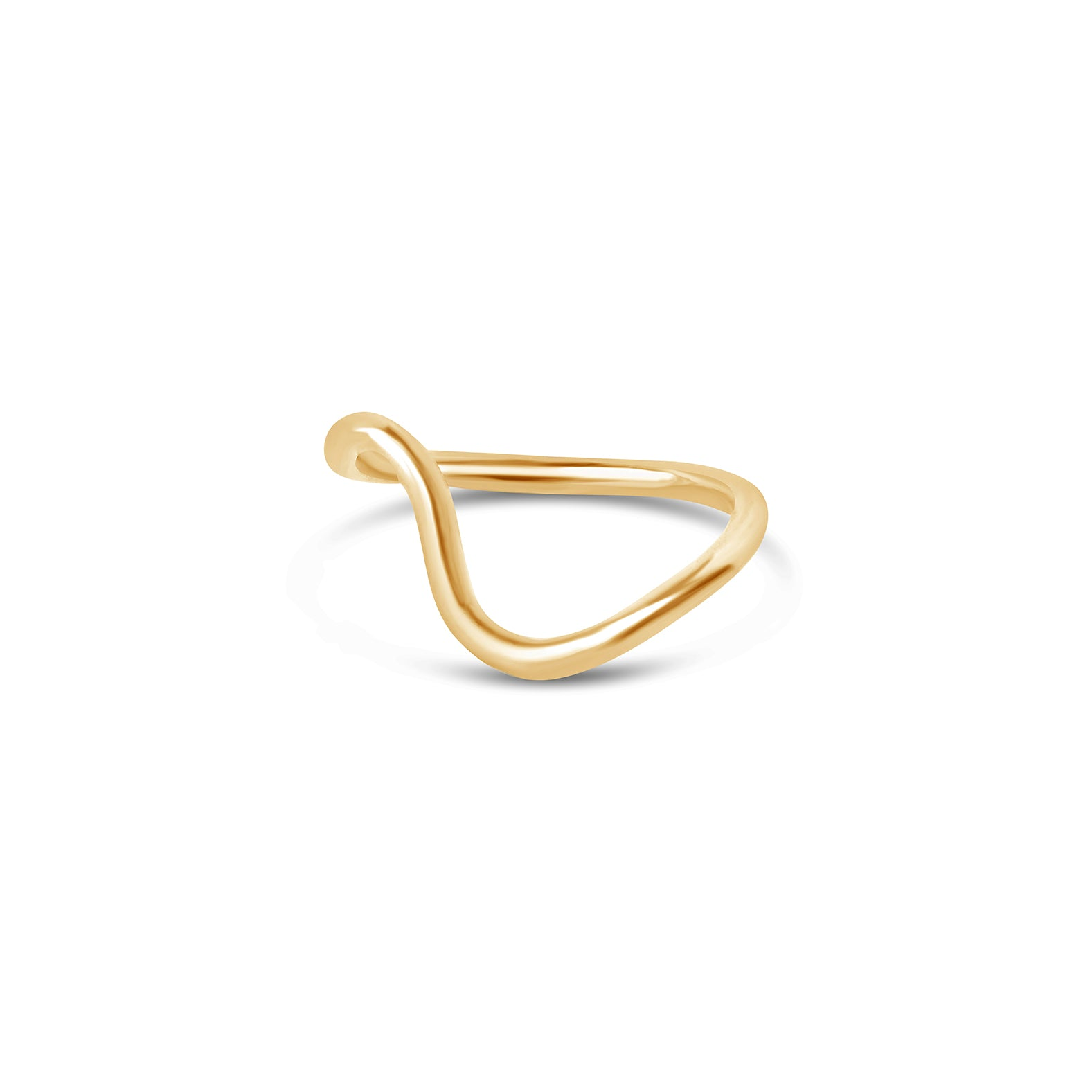 Easy Rider Ring, Gold or Silver