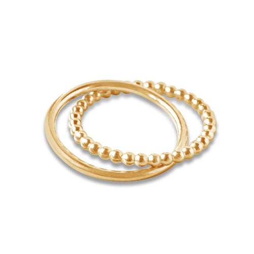 Rollin Ring, Gold or Silver