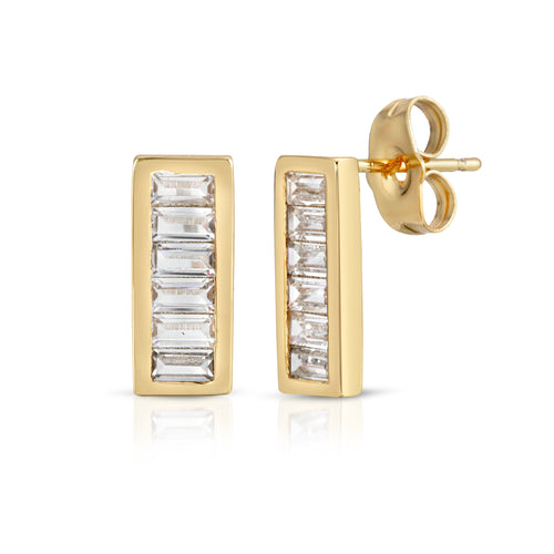 Ray of Light Studs