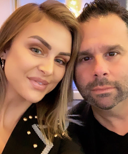 Lightning Bolt Hoop Earrings, As Seen on Lala Kent