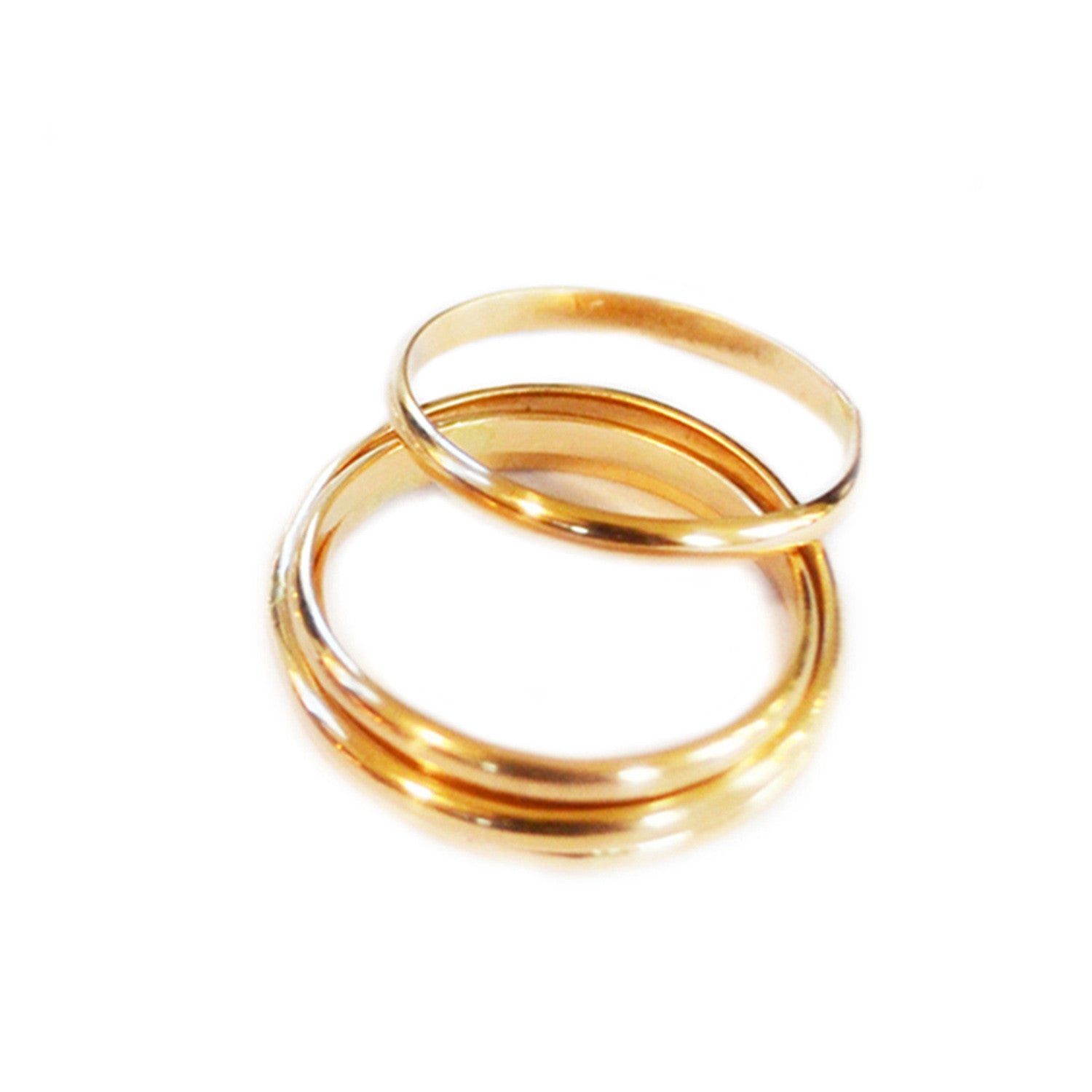 glamrocks thin gold products ring solid rings