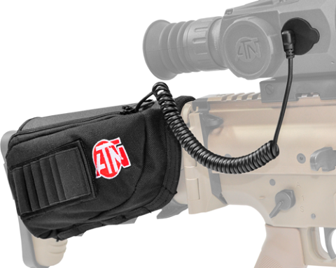 External Battery Pack for HD Rifle Scopes