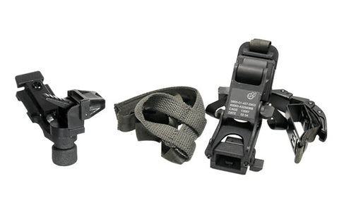ATN NVG7 Goggle Mount for PASGT Helmets.