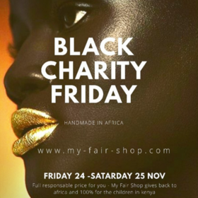 Black Charity Friday failed!