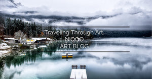 Traveling Through Art