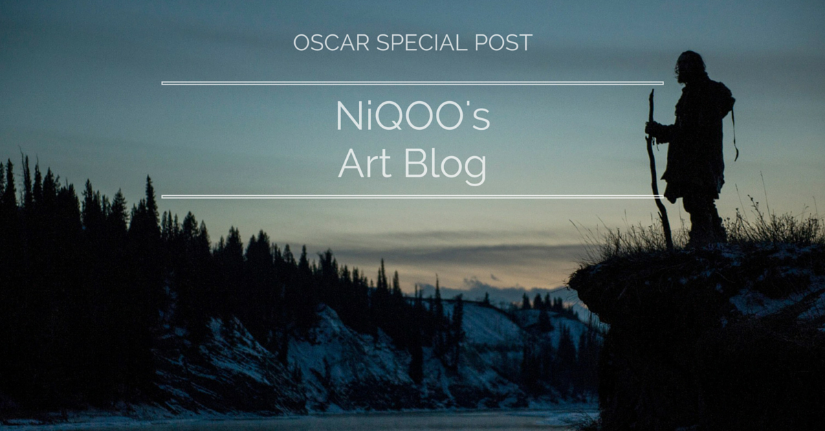 "OSCAR & NiQOO: ""The Revenant"" Movie, A Wall-art For Your Living Room"