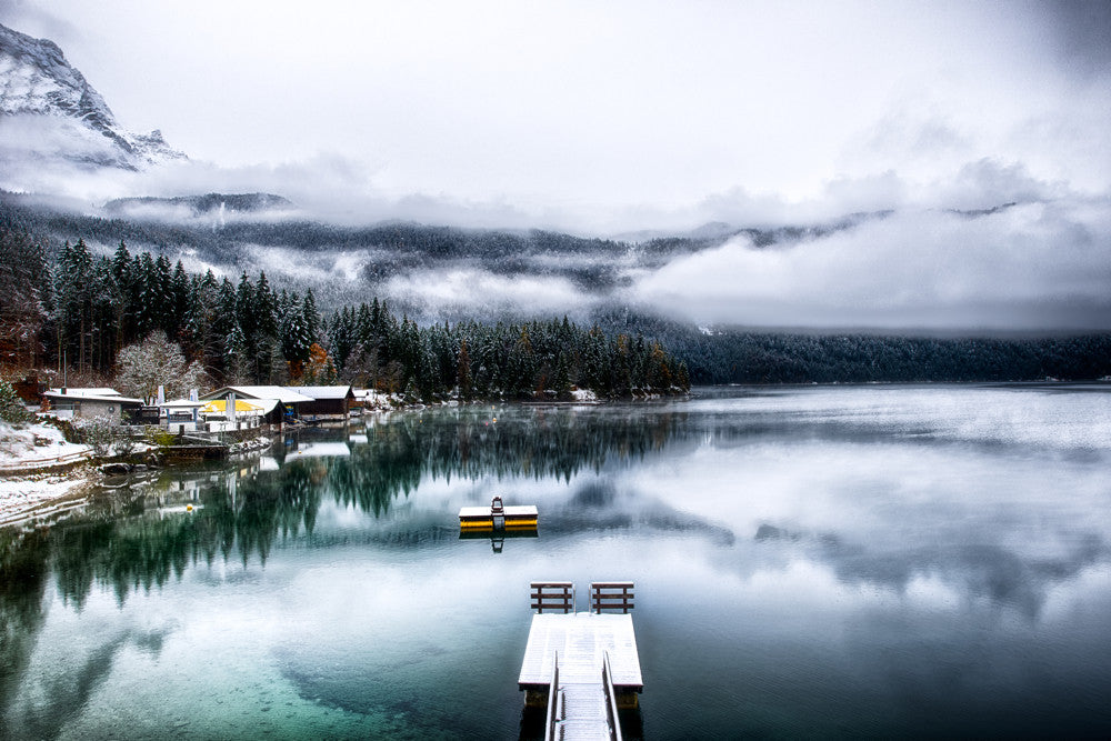 Eibsee, Winter Feel-Ali Ertuerk-Niqoo