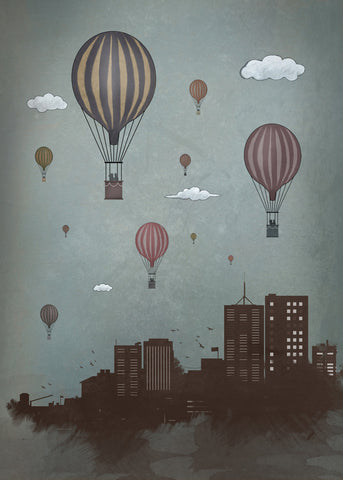 Balazs-Solti-Balloons-The-City-Niqoo