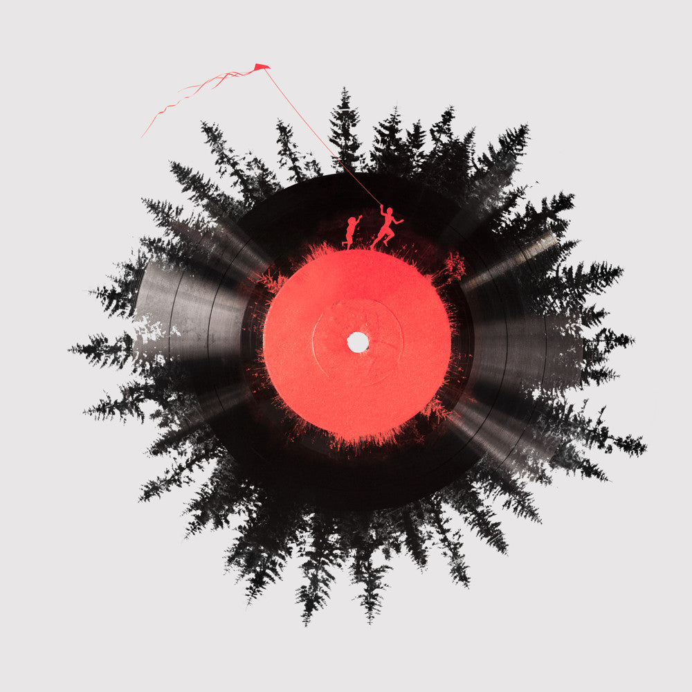 the-vinyl-of-my-life-Robert-Farkas-Niqoo-Gallery