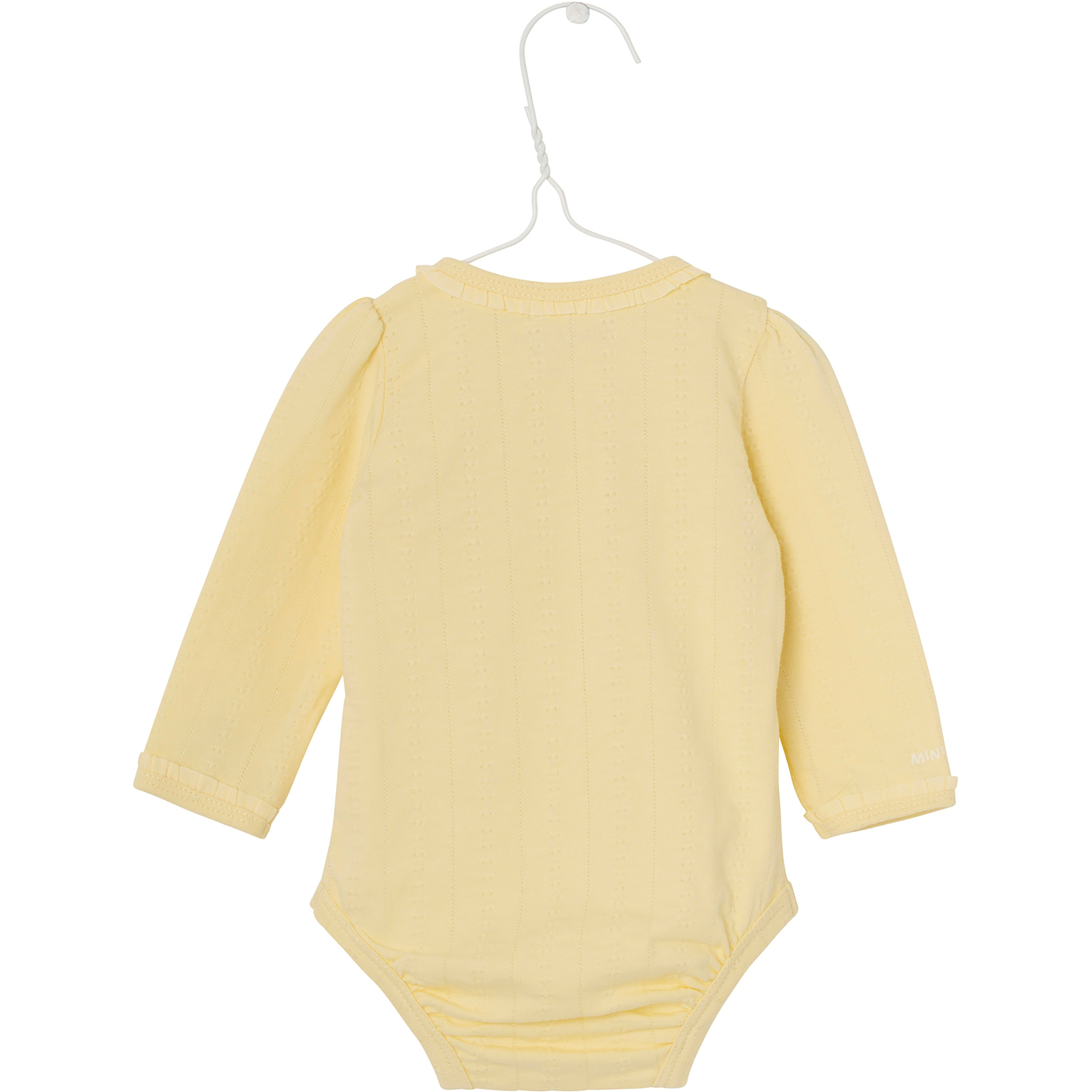 Mini A Ture - Body, Elinore - Pale Banana