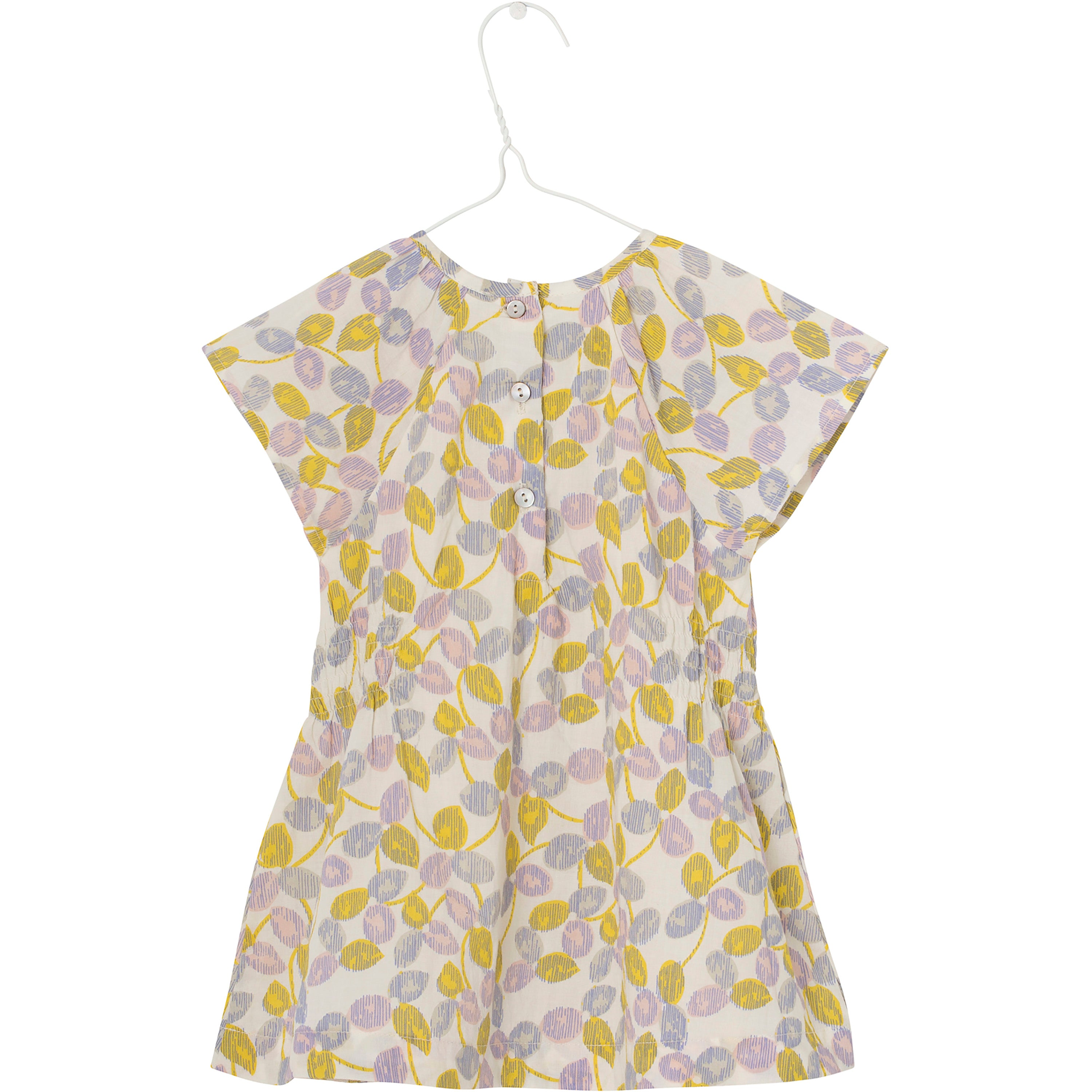 Mini A Ture - Kjole, Chloé - Yellow Lemon