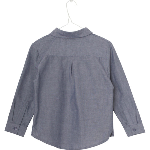 Mini Q Ture - Mexi Shirt, MK - Blue Horizon