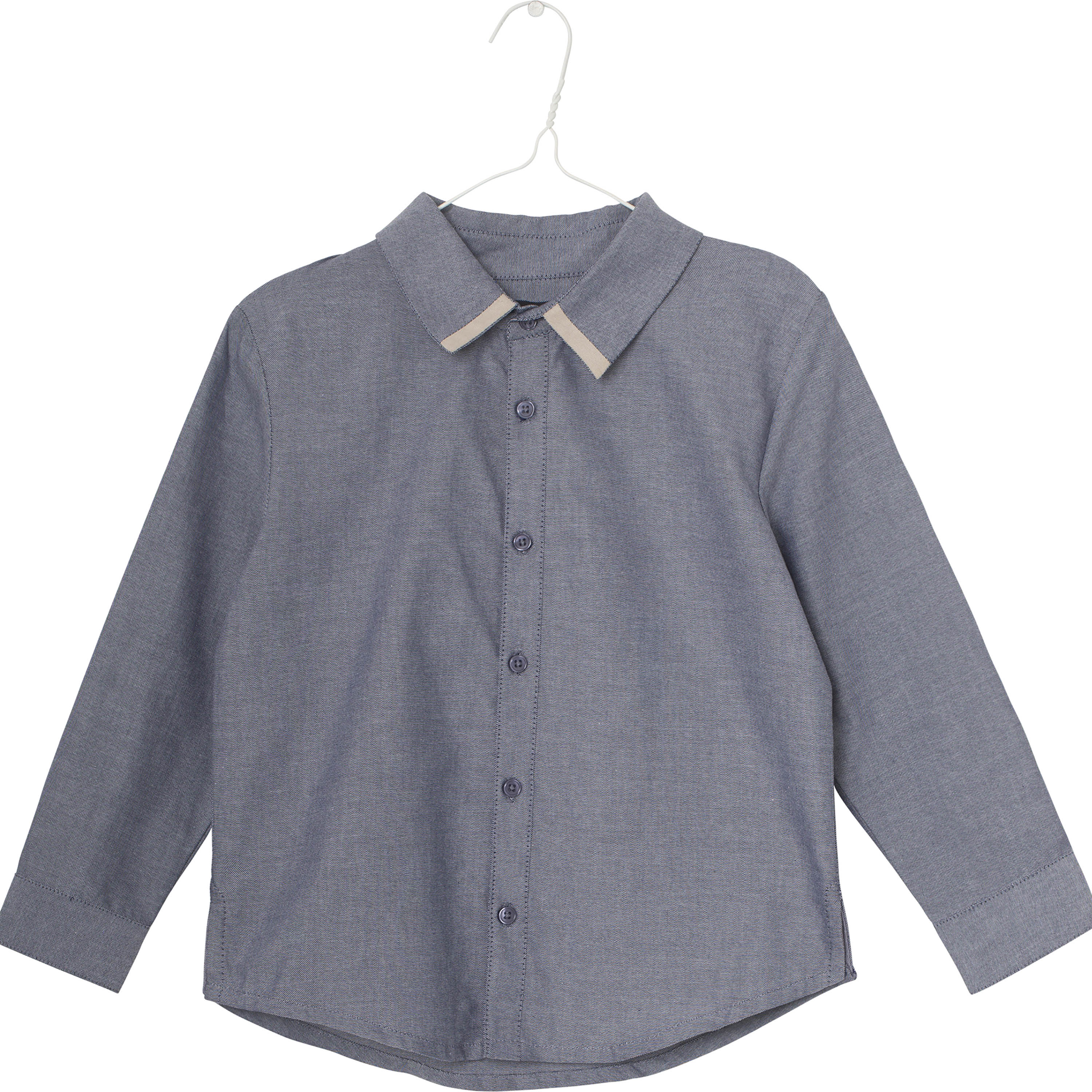 Image of   Mini Q Ture - Mexi Shirt, MK - Blue Horizon