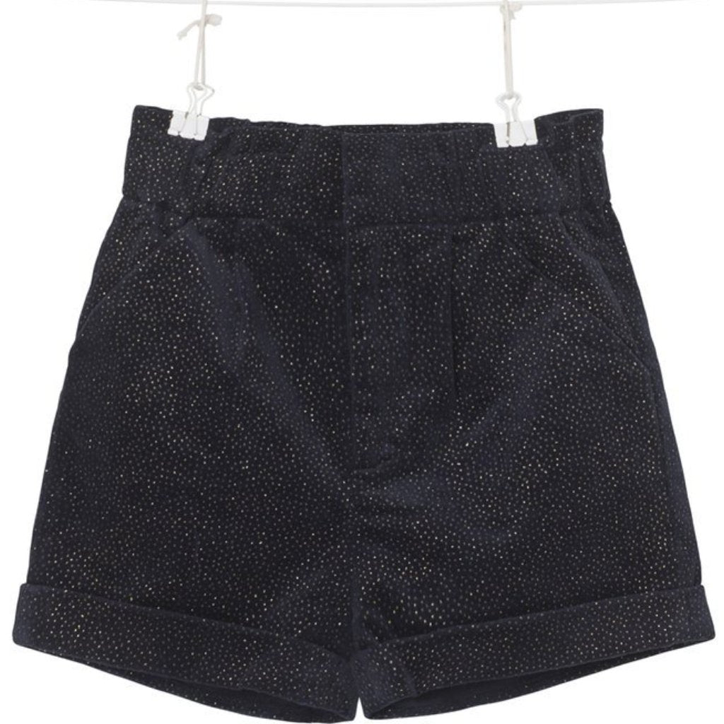 Image of   Mini Q Ture - Binie Shorts, MK - Sky Captain Blue