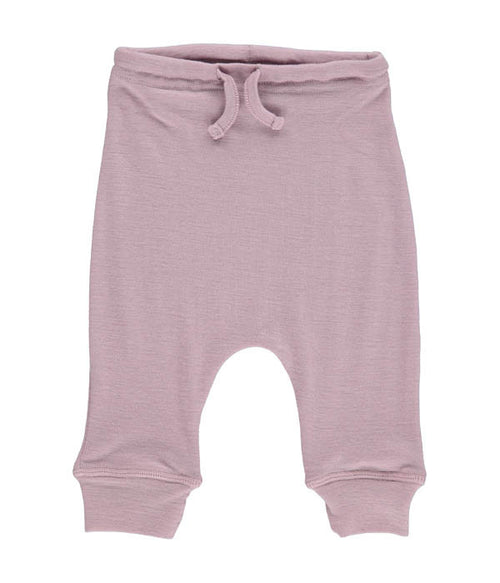 MiniPop - Wool Pants - Rose