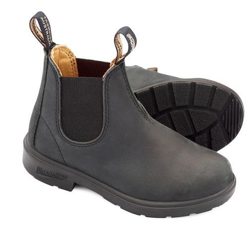 Blundstone - Blunnies Chelsea Kids Boot, 1325 - Rustic Black
