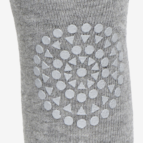 GoBabyGo - Leggings - Grey Melange