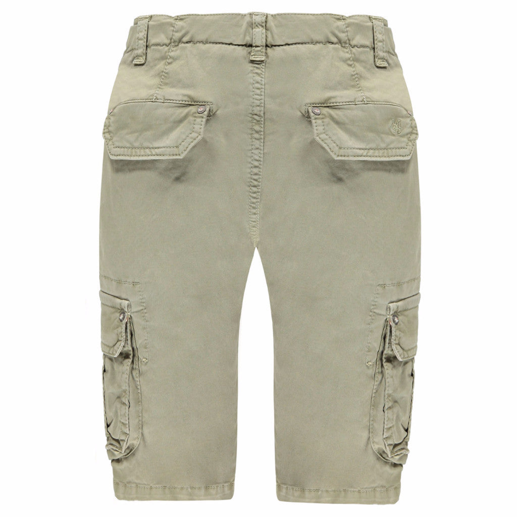 Marc O'Polo Junior - Bermuda shorts - Olivengrønne
