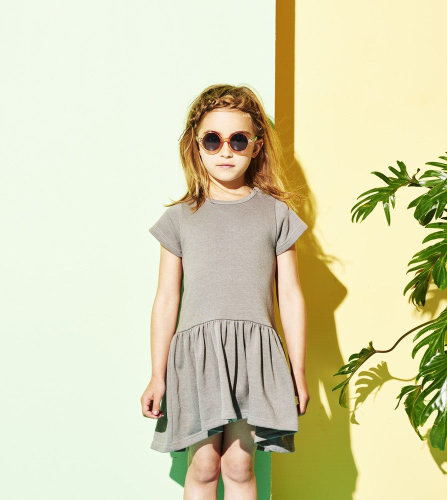byClaRa - Anno dress - Green