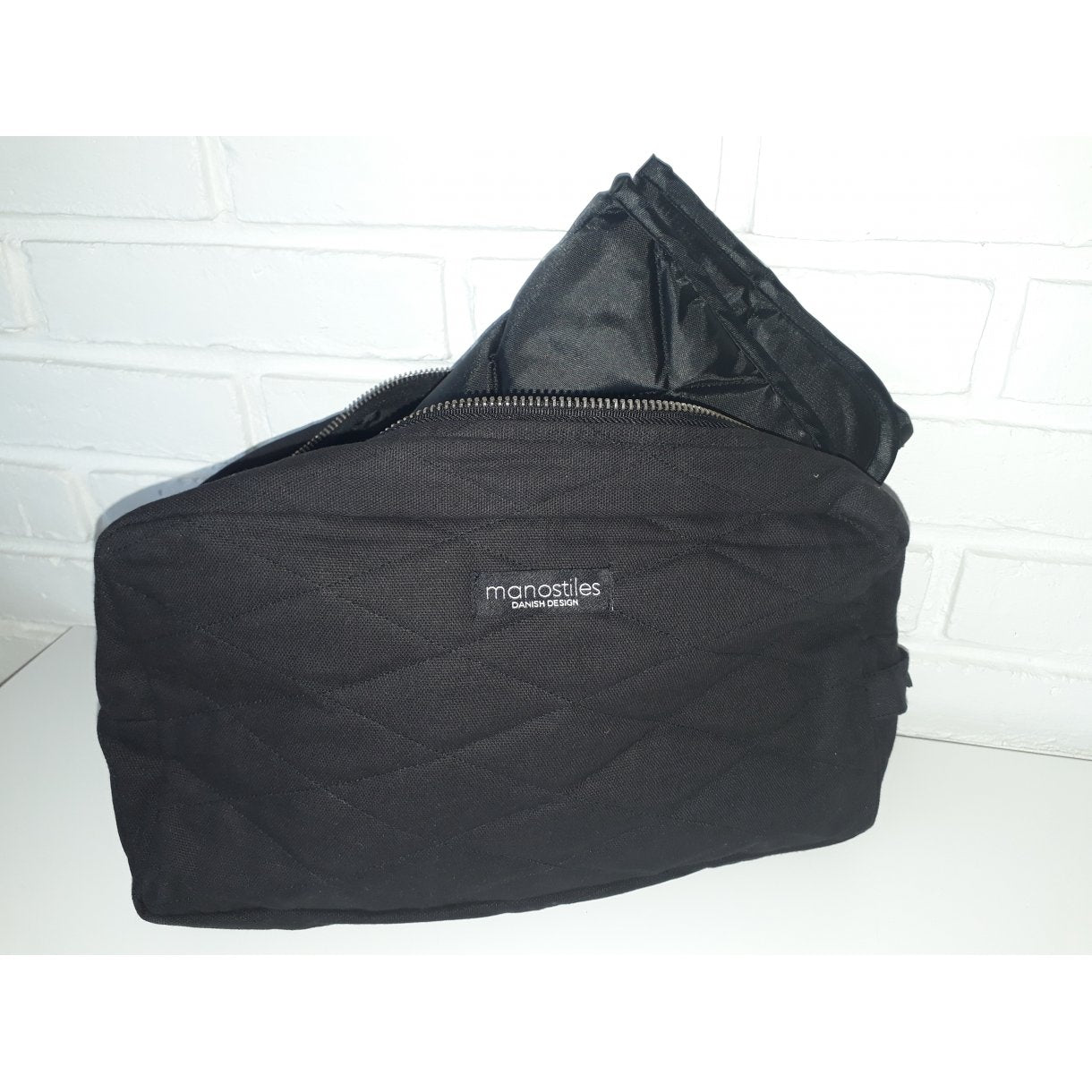 Manostiles - Puslesæt, Perfect Baby Bag - Black