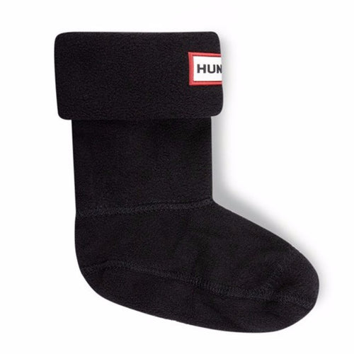 Hunter - Kids Boot Sock - Black
