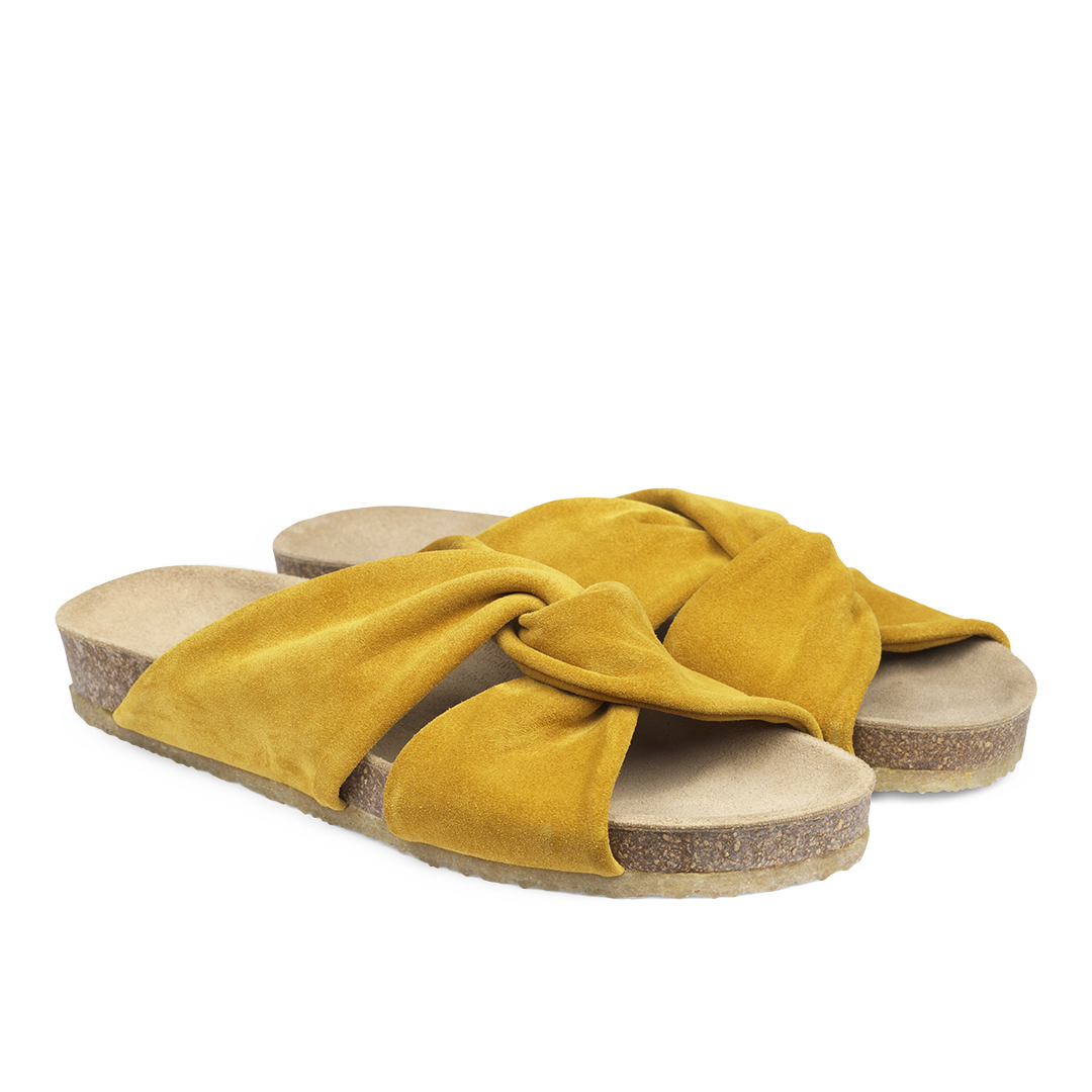 Image of   Angulus - Sandal Med Knude, 5625 - Yellow