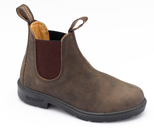 Blundstone - Blunnies Chelsea Kids Boot, 565 - Rustic Brown