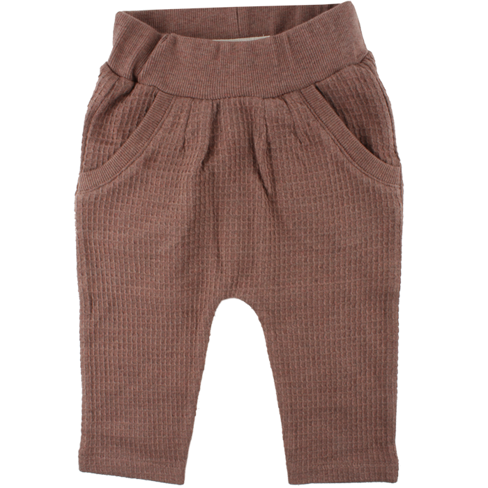 Small Rags - Bukser, Dolly (60305) - Nutmeg Melange