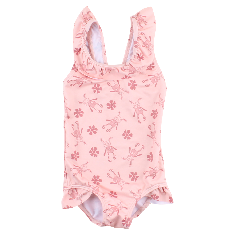 Small Rags - UV Badedragt, Grace (60642) - Sepia Rose