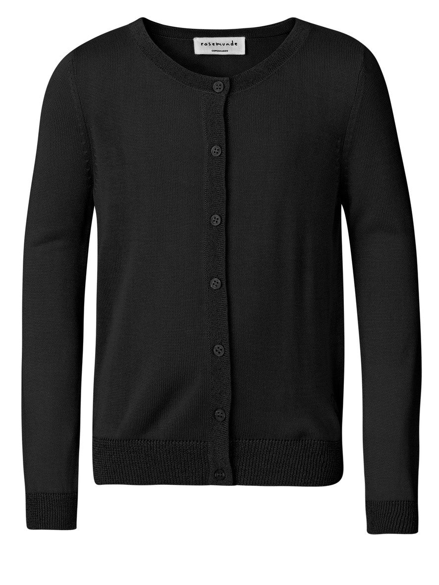 Image of   Rosemunde - Cardigan (74149) - Black