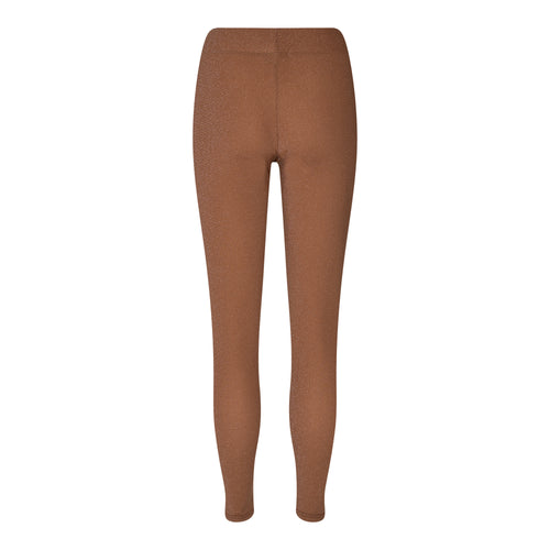 Liberté - Leggings, Nuno - Light Brown