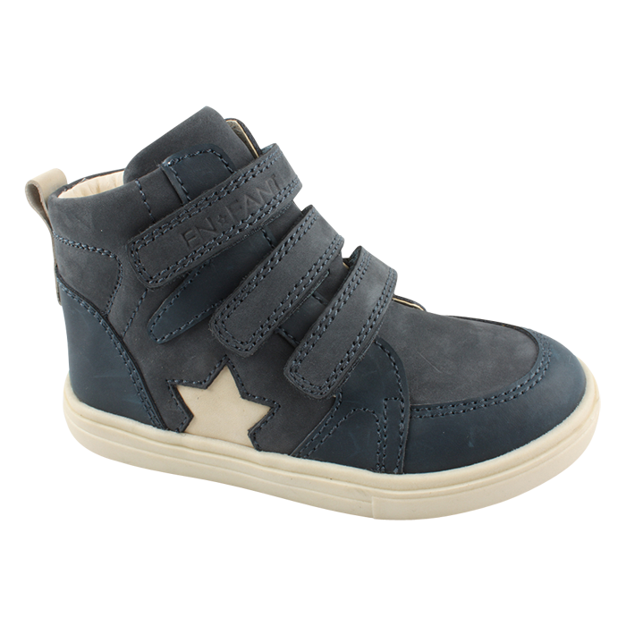 Image of   EN FANT - Sneakers m. velcro - Navy