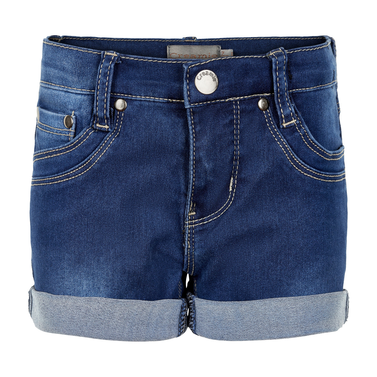 Image of   Creamie - Etna Shorts (820716) - Blue Denim