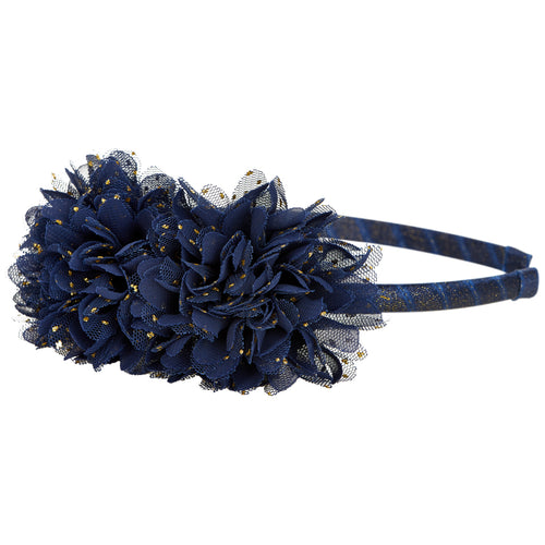 Creamie - Hairband Glitter (820942) - Total Eclipse