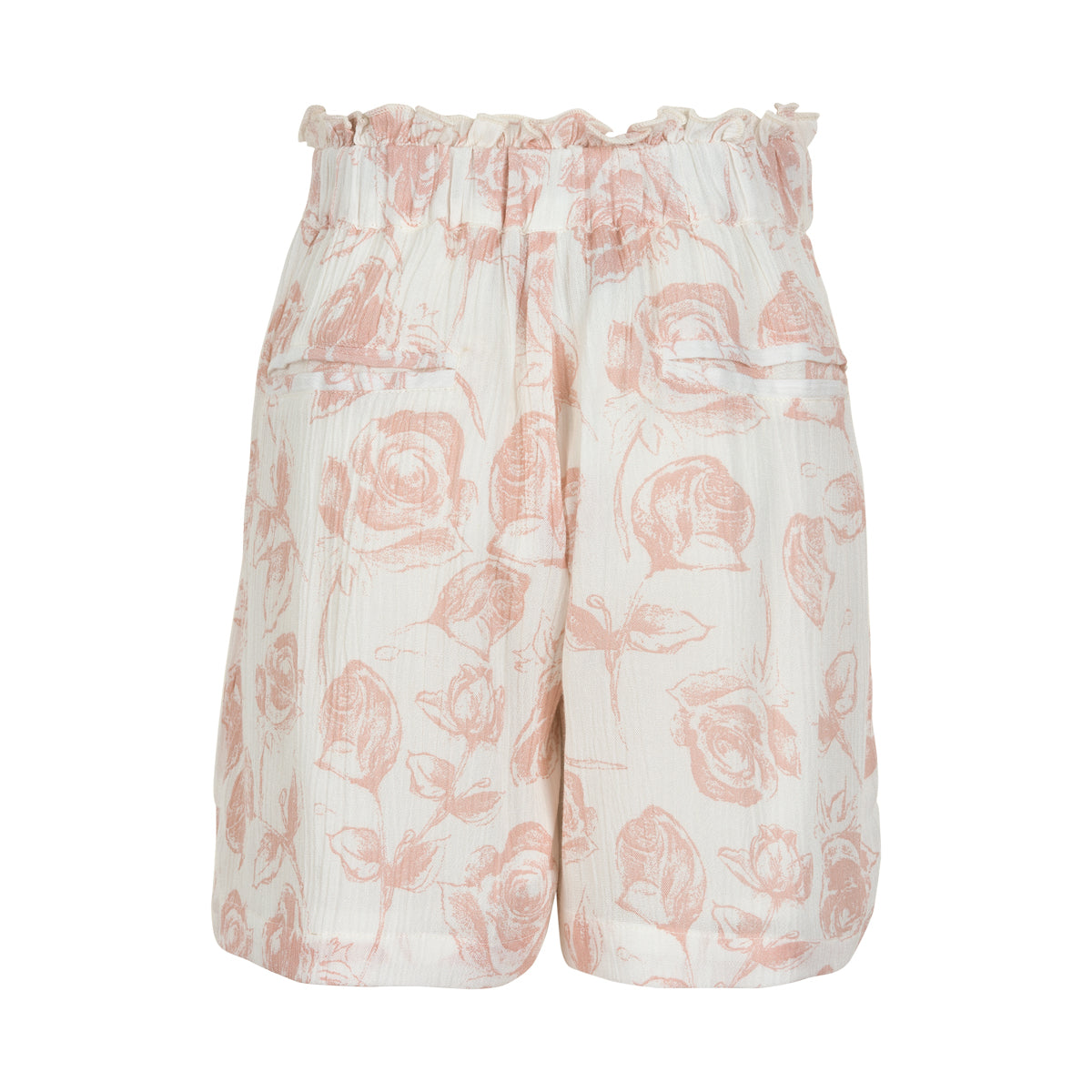 Creamie - Shorts Roses (821083) - Cloud