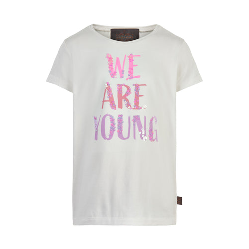 Creamie - T-shirt Young SS (821396) - Cloud