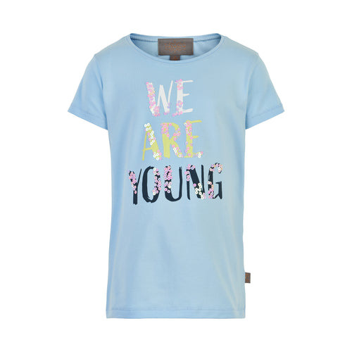 Creamie - T-shirt Young SS (821396) - Angel Blue