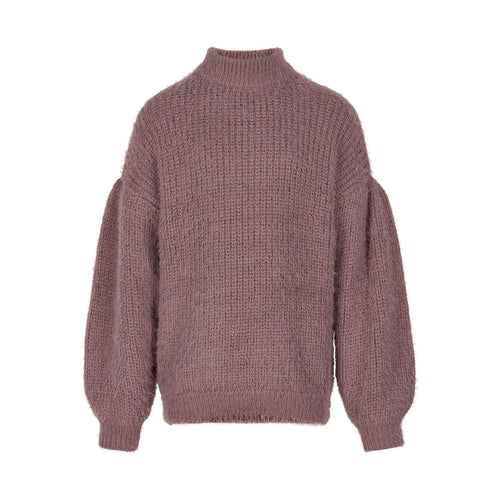 Creamie - Pullover Knit (821541) - Twillight Mauve