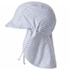 MP Denmark - UV Sommerhat, Uni Sun Hat - 488 White / Grey Melange