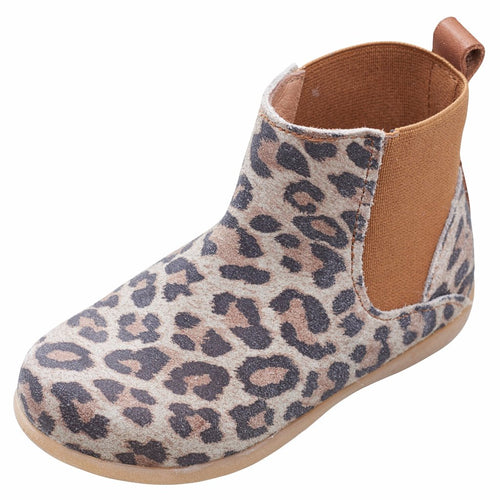 byClaRa - Ankle Boots - Leopard Suede