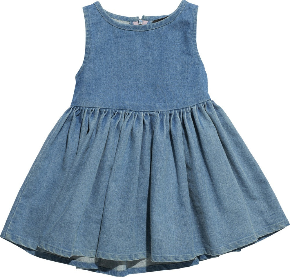 byClaRa - Astrid dress - Denim