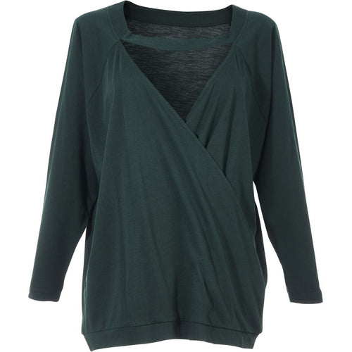 Comfy Copenhagen - Bluse, Girl Nation - Pine Grove