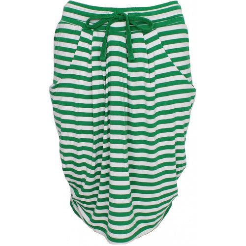 Comfy Copenhagen - Nederdel, It's My Life - Green Stripe