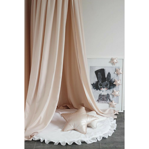 Cotton & Sweets - Pude, Stjerne - Powder Pink
