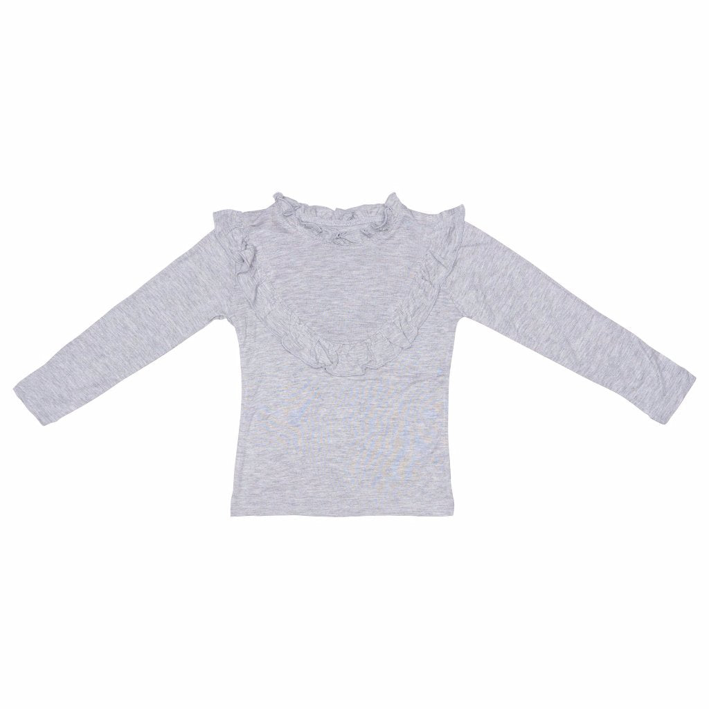 byClaRa - Dina Shirt - Grey