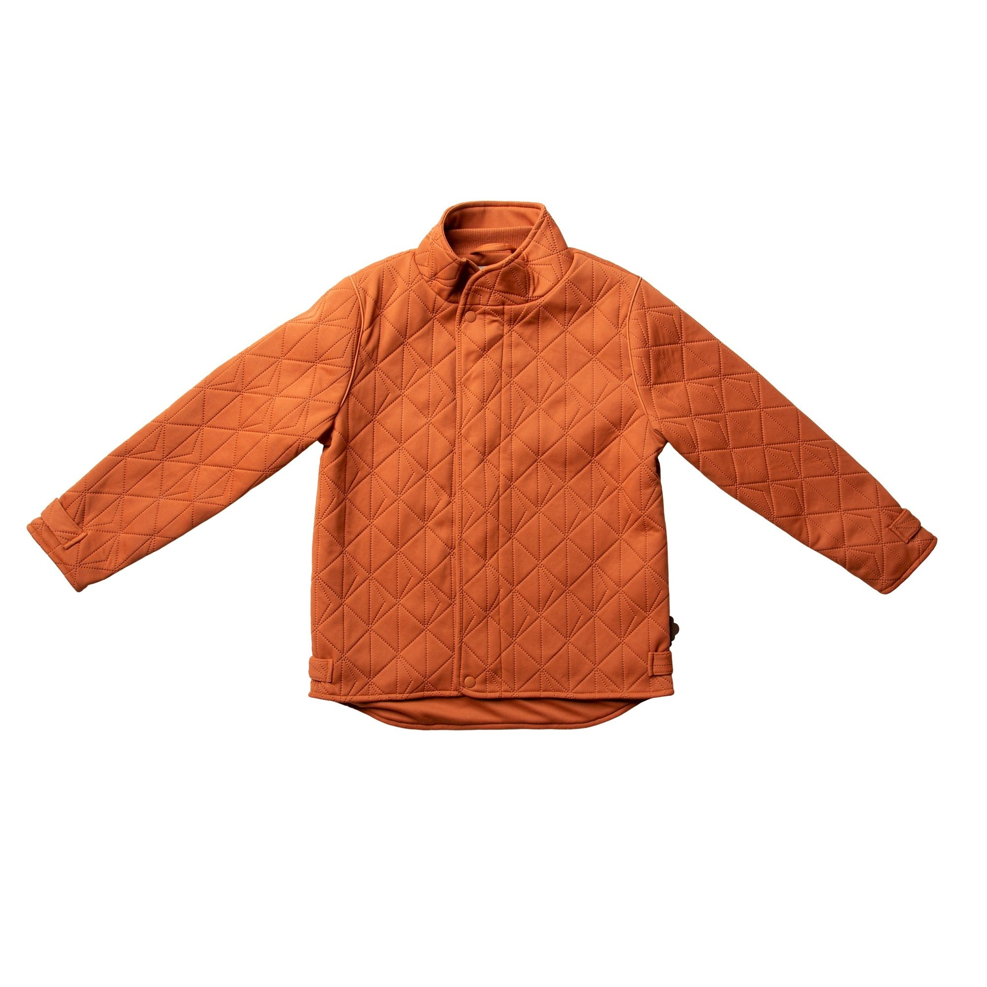 Image of   byLindgren - Little Leif Thermo Jacket - Rust