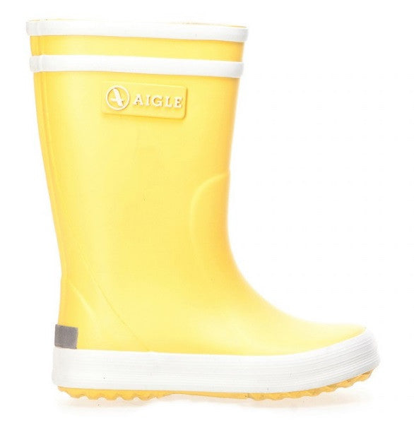 Aigle - Gummistøvle, Lolly Pop - Jaune (gul) (Basis)