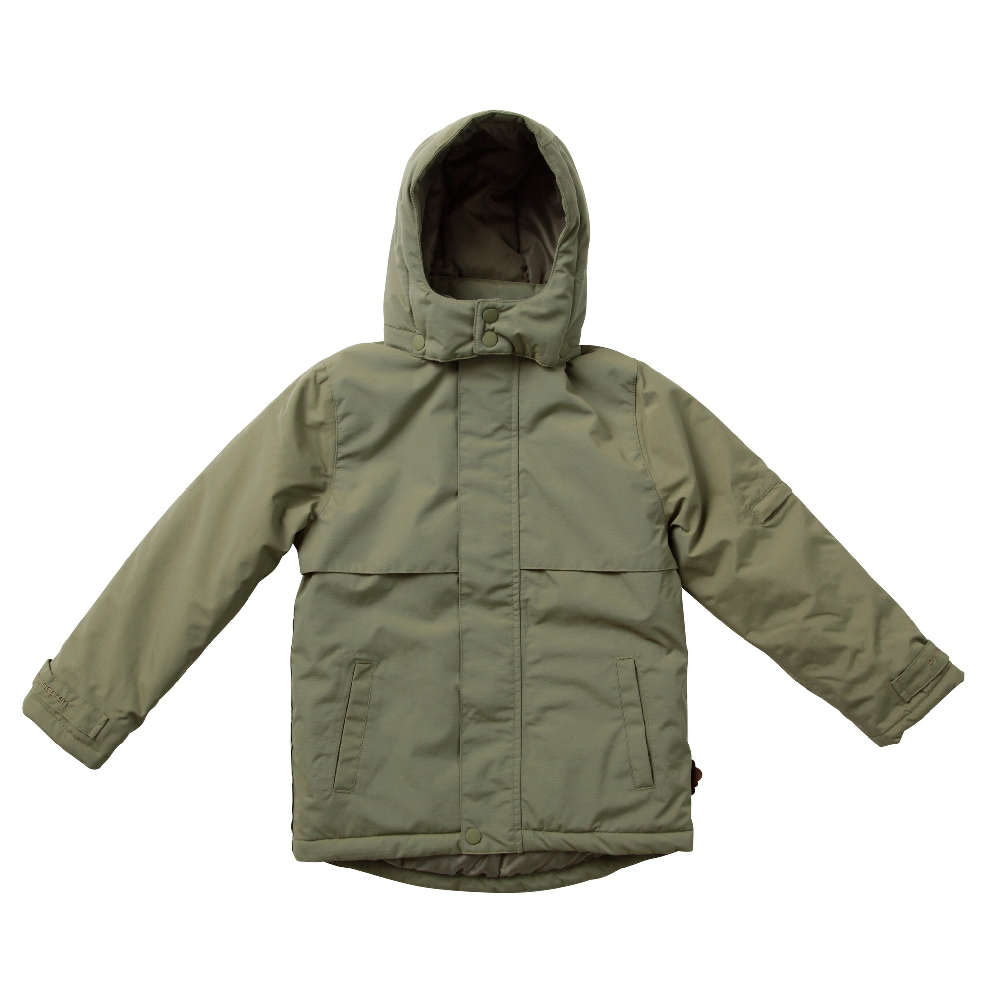 Image of   byLindgren - Odin Winter Jacket - Dusty Olive