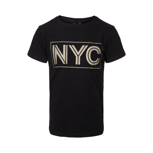 Petit by Sofie Schnoor - T-shirt SS, NYC - Black
