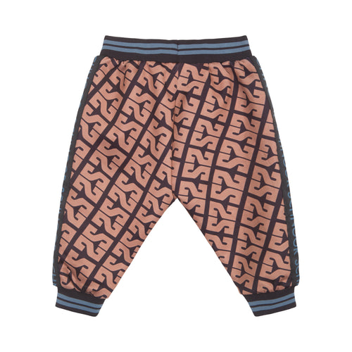 Petit by Sofie Schnoor - Pants, Isak - Black / Brown